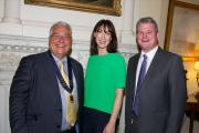 Lions leader honoured at Number 10