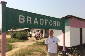 Guiseley doctor who tackled Ebola in Africa has his bravery recognised with a medal